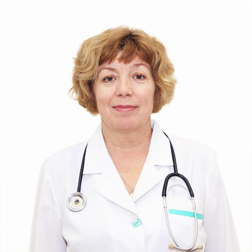 Врач-эндокринолог высшей категории, врач-терапевт.